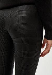 PEPPERCORN - LINETTE  - Leggings - Trousers - black pr - 3