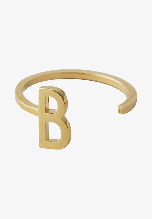 RING B - Ringe - gold