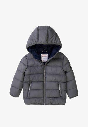 LIGHT - Zimní kabát - dark grey