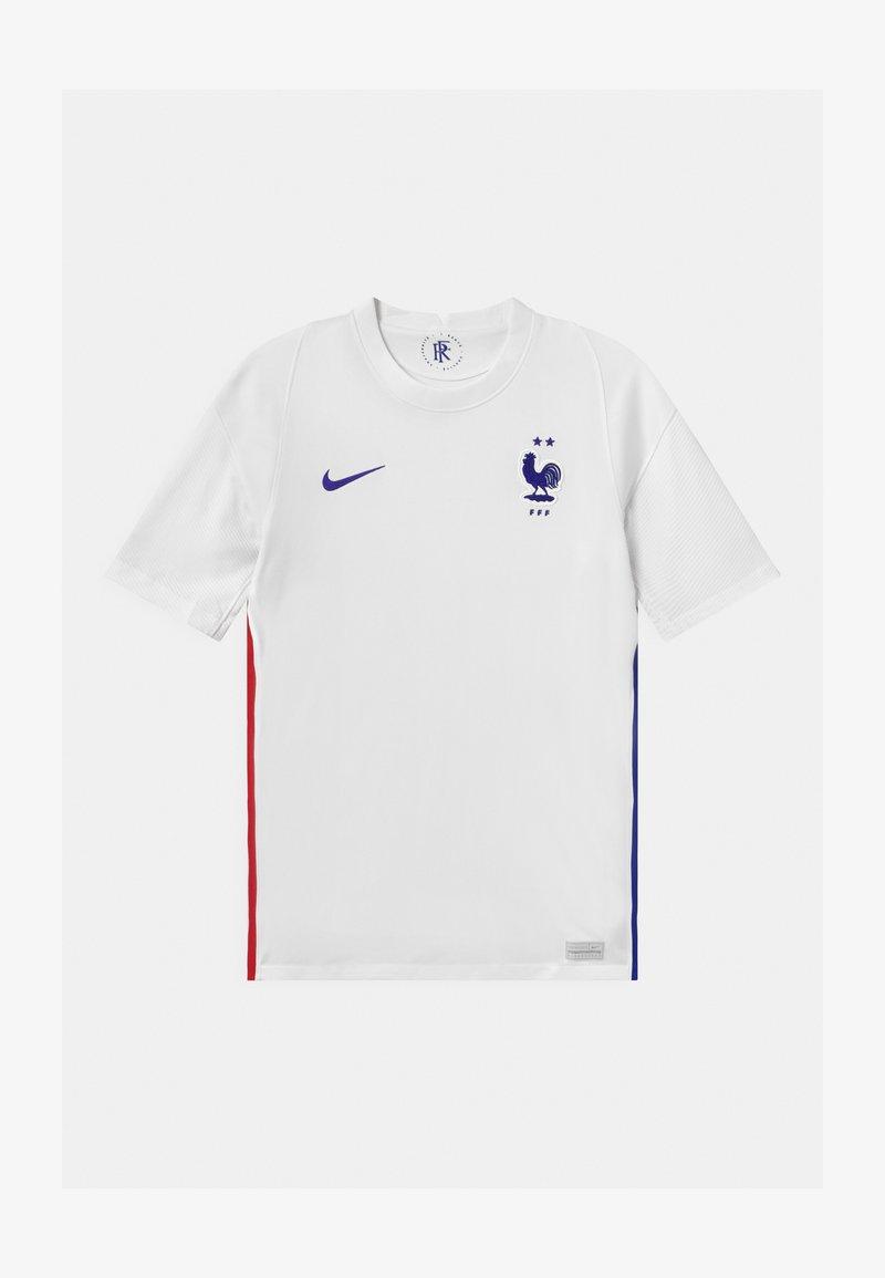 Nike Performance - FRANKREICH UNISEX - Article de supporter - white/concord