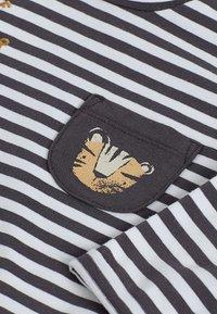 Next - 2 PACK STRETCH - Top sdlouhým rukávem - black - 4