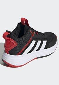adidas Performance - Basketball shoes - black - 2