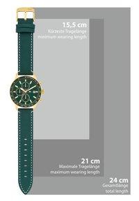 Rhodenwald & Söhne - KARTHAGO II  - Chronograph watch - grün - 7