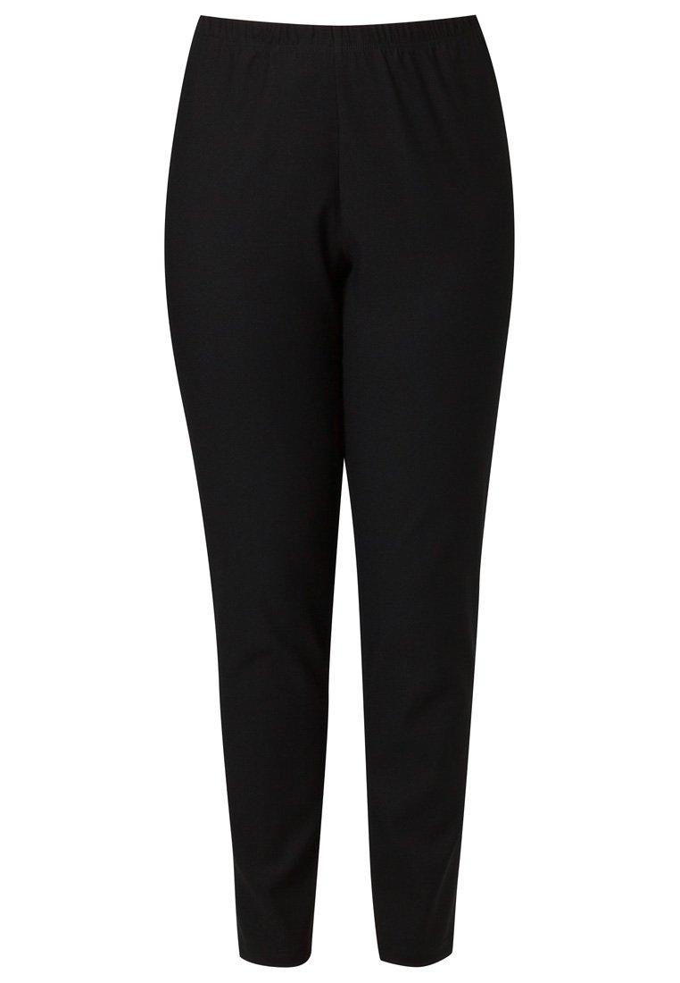 DORIS STREICH - Trousers - schwarz