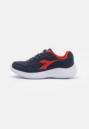 ROBIN 2 JR UNISEX - Neutral running shoes - estate blue/high risk red