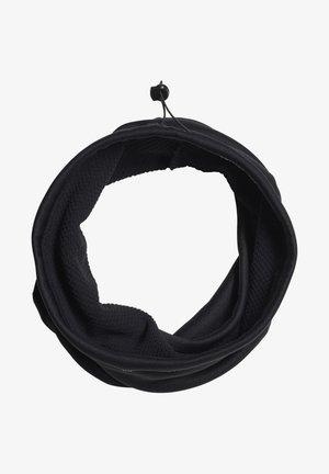 NCKWREAL MADRID C.R. 300 TRAINING WORKOUT COLD.RDY PRIMEGREEN SCARF - Šála - black/black/black reflective
