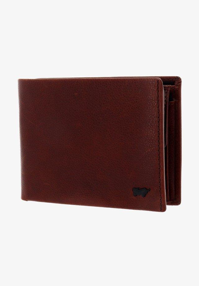 MOUNTAIN RFID TRIFOLD  - Wallet - kastanie