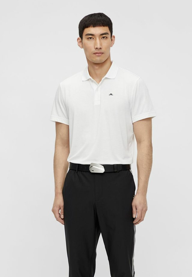 LARS - Polo shirt - white