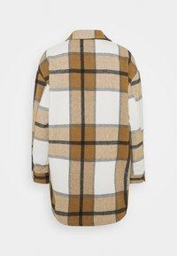 ONLY - ONLELLENE VALDA CHACKET - Summer jacket - bone brown/black - 7