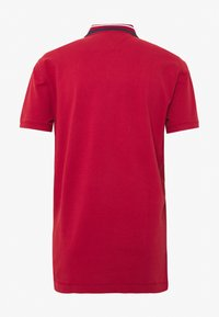 Tommy Jeans - CLASSICS TIPPED - Polo - wine red - 1