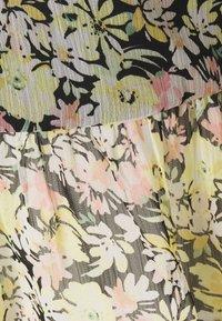 Gina Tricot - EXCLUSIVE ARCHER - Camicetta - black/multicoloured - 7