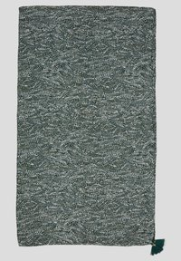 s.Oliver BLACK LABEL - Scarf - dark green aop - 4