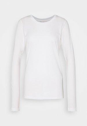 BEA - T-shirt à manches longues - chalk
