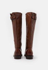 s.Oliver BLACK LABEL - Boots - brandy - 3