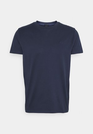 PARIS - Basic T-shirt - dark blue