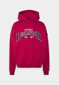 CHICAGO HOODIE UNISEX - Sweatshirt - red