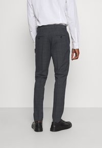 Selected Homme - SLHSLIM MYLOLOGAN SUIT - Kostym - dark grey - 5