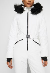 Missguided - SKI SNOW  - Jumpsuit - white - 5