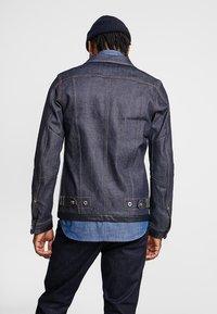 G-Star - 30YR LADSON - Denim jacket - raw denim - 2