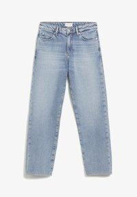ARMEDANGELS - FJELLAA - Straight leg jeans - mid blue - 0