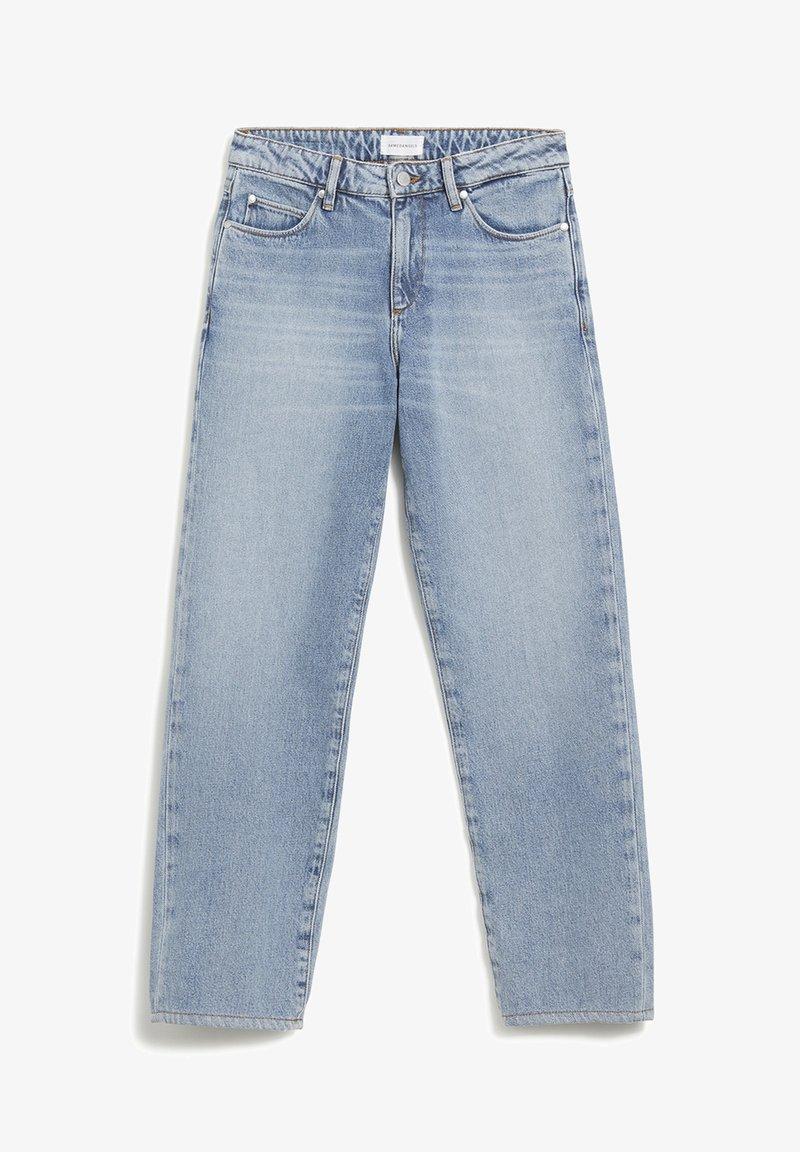 ARMEDANGELS - FJELLAA - Straight leg jeans - mid blue