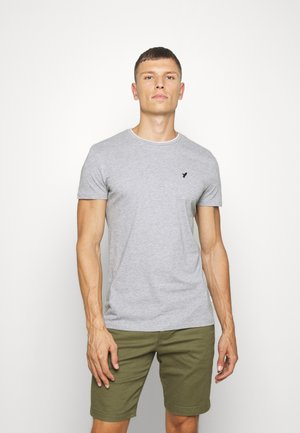 Camiseta básica - mottled grey