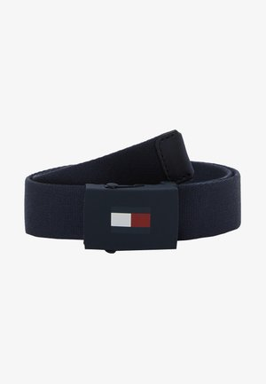 PLAQUE BELT - Pásek - blue