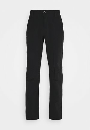 CRESTON PANT - Pantaloni outdoor - black