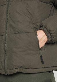 Schott - JKTALASKA - Winter jacket - military green - 4