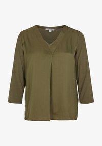 comma casual identity - Long sleeved top - khaki - 5