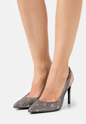 MILU SLING BACK - Pumps - pewter