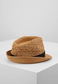 Burton Menswear London - TAN TRILBY - Hat - tan - 2