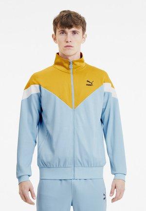 Training jacket - aquamarine