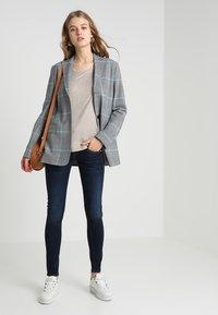 Herrlicher - GILA SLIM - Slim fit jeans - blue denim - 1