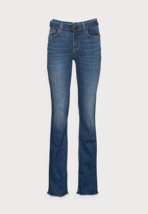 REPOT - Bootcut jeans - blue tender wash