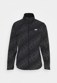 New Balance - ACCELERATE PROTECT JACKET REFLECTIVE - Sports jacket - black/silver - 4