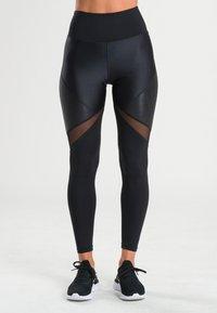 Zoe Leggings - RHEA  - Leggings - black - 0