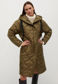 Mango - GAMBA - Winter coat - khaki - 0