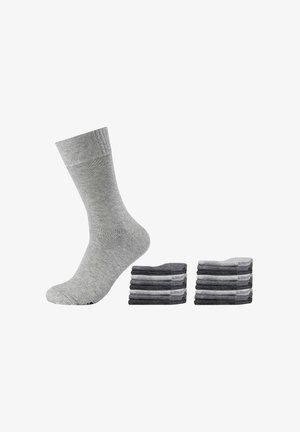 PORTLAND - Socks - light grey melange