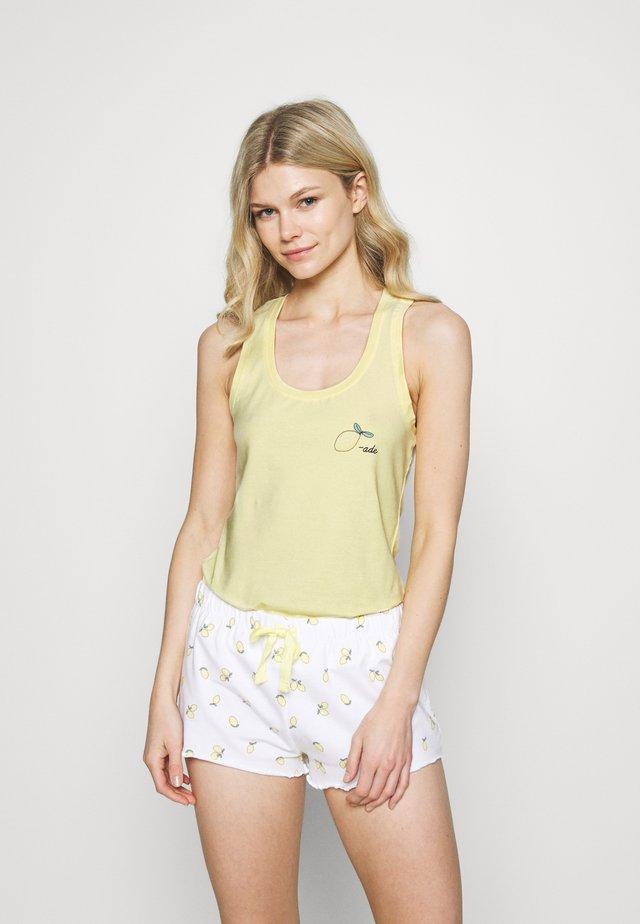 LEMONADE - Pijama - yellow