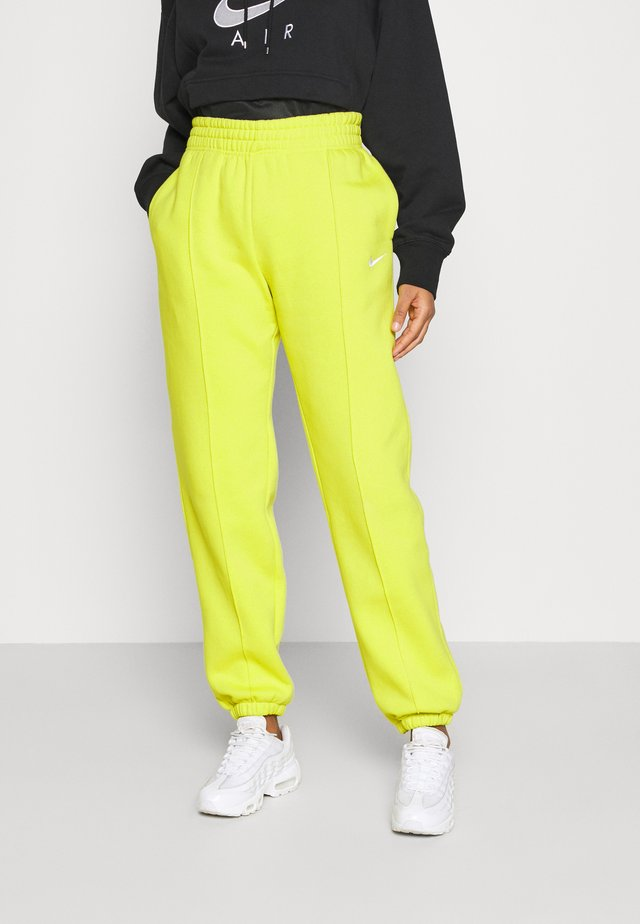 PANT TREND - Pantaloni sportivi - high voltage/white
