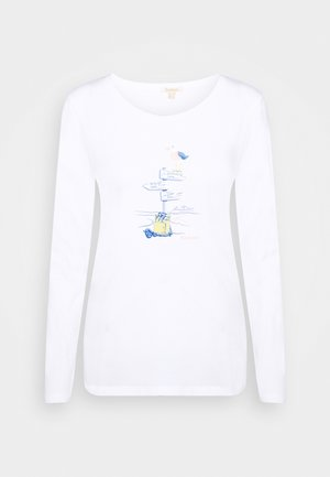 SEAGRASS TEE - Long sleeved top - white