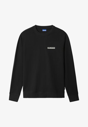 B-SURF CREW - Jumper - black