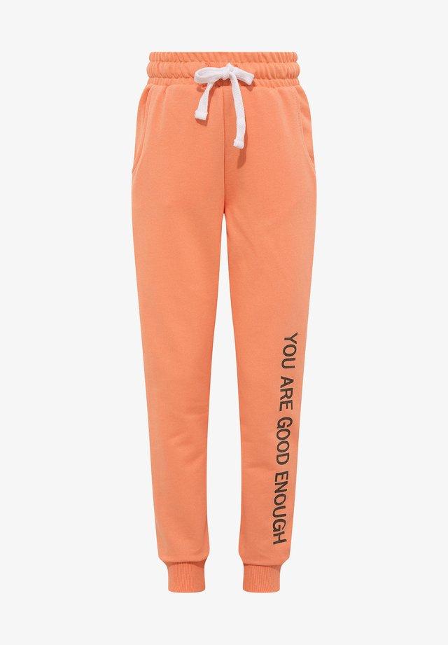 Trainingsbroek - orange