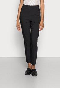 InWear - ZELLA SHAPE  - Trousers - black - 0
