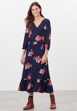 Day dress - blau pfingstrose