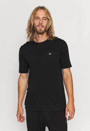 SEAMLESS - T-shirt basic - black
