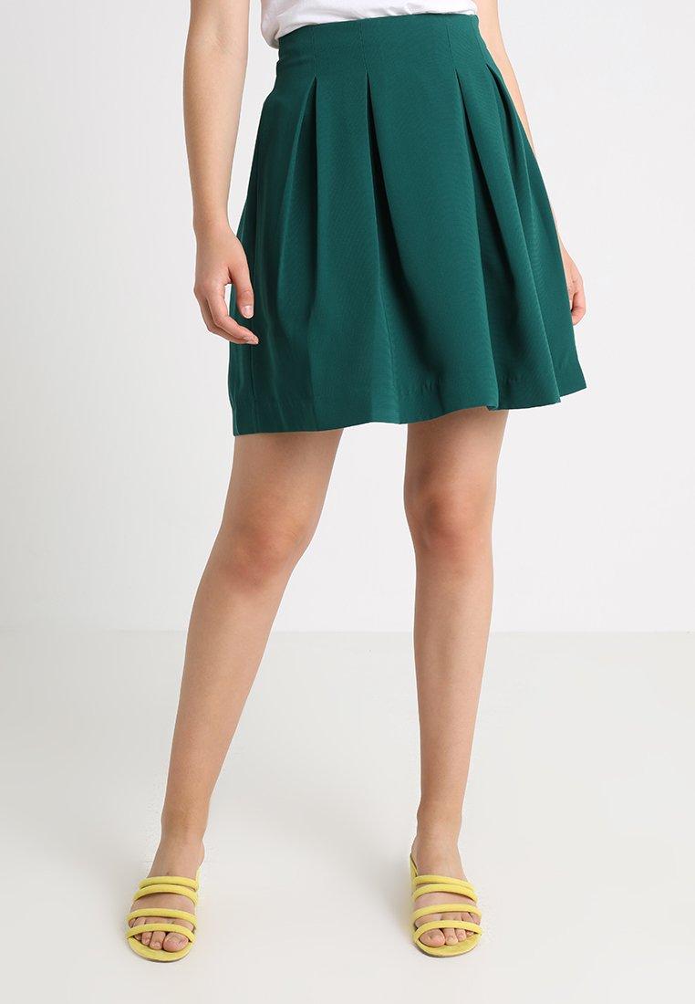 mint&berry - A-line skirt - green