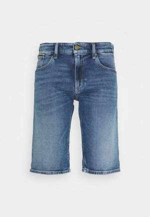 RONNIE - Shorts vaqueros - blue denim