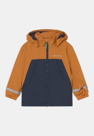 ENSO KIDS UNISEX - Waterproof jacket - burnt glow